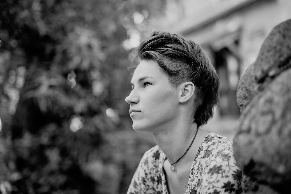 Mingailė Mikellėnaitė. Asmeninio archyvo nuotrauka