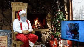 Ar karantinas neįrašys Kalėdų Senelių į Raudonąją knygą?