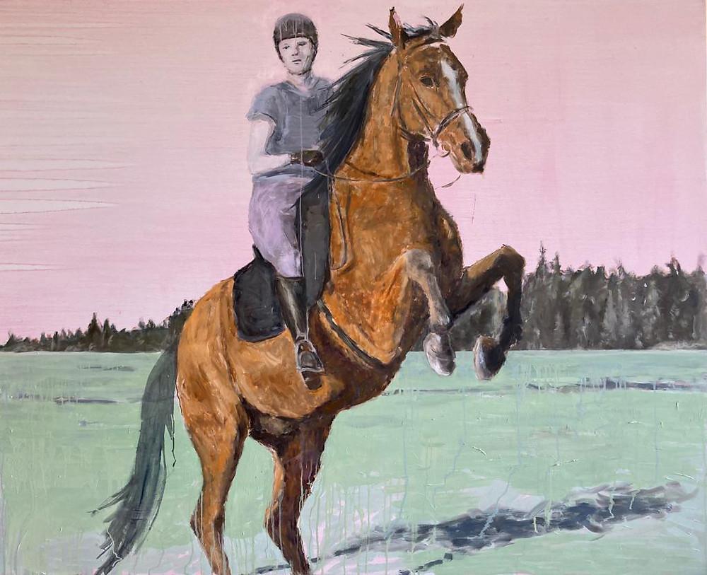 "V. Paukštelis ,,Easy rider II"""
