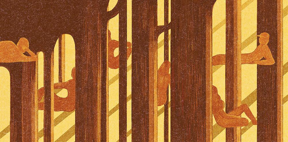 Radijo festivalio iliustracija - Lina Disciplina