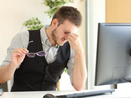 Wie Sie dem Office-Eye-Syndrom keine Chance geben!