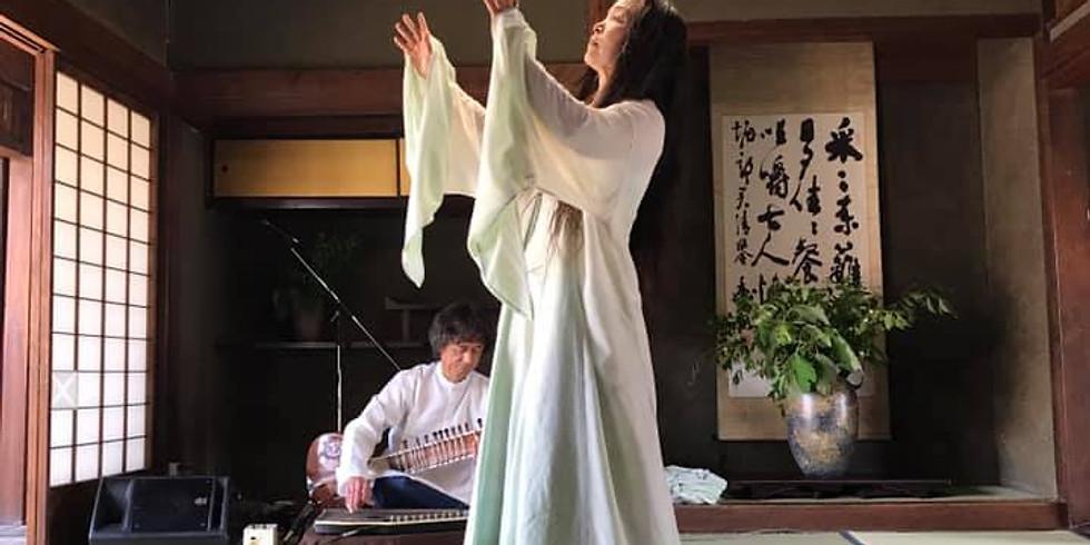 奏舞読歌( そうまいどっか) in 耶馬溪