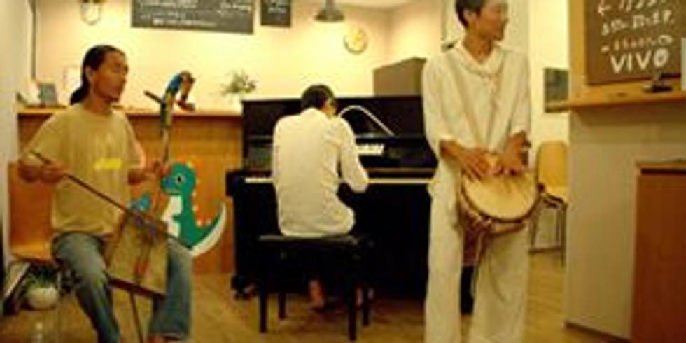 @奈良@ 風の音楽家ツアー