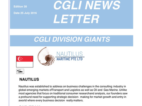 Nautilus Announcement