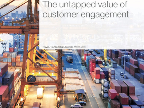 Container Shipping : The untapped Value of Customer Engagement