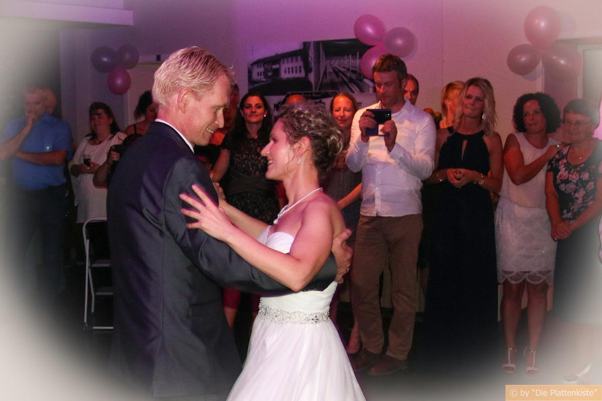 Eröffnung Wedding