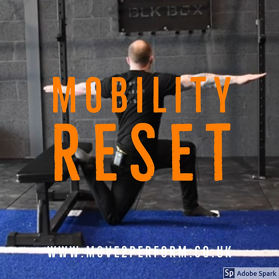 Mobility Reset