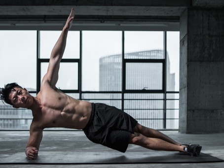 Build real all round core strength