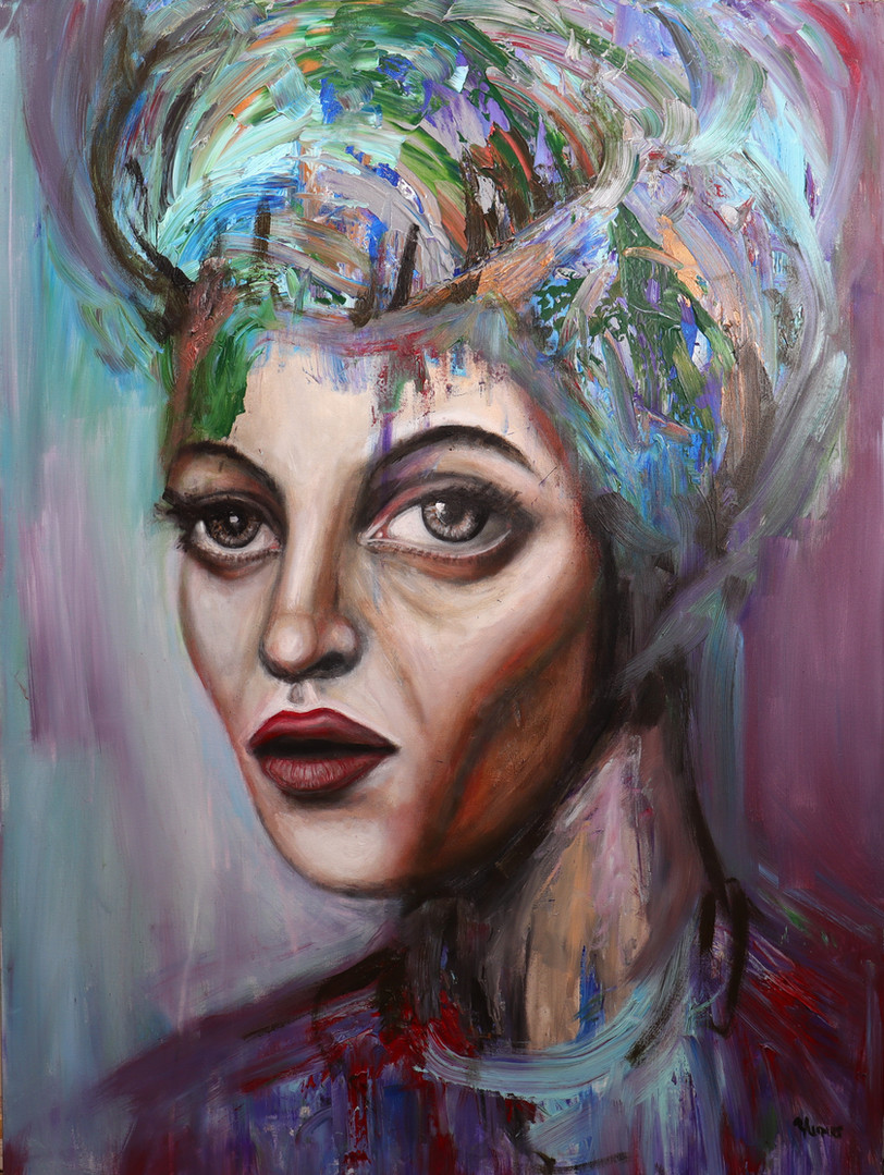 Portrait of Suzannah