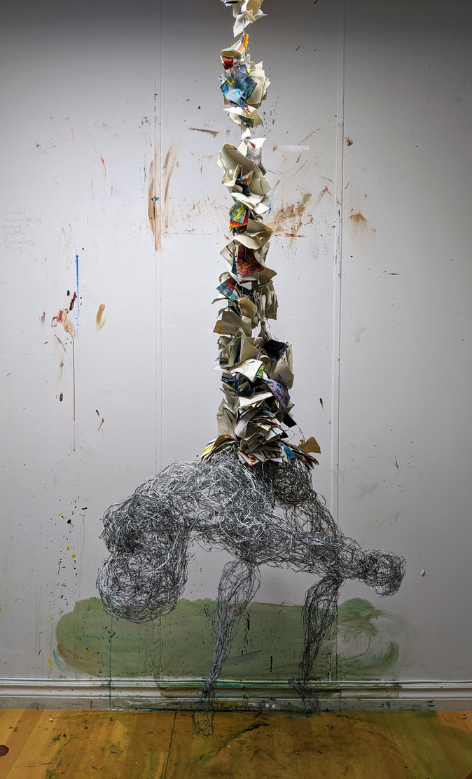 Deliverance Sculpture