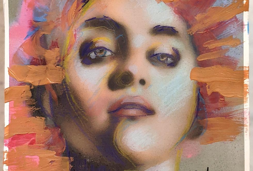 Mixed Media Paint 2020