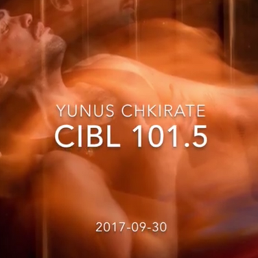 Entrevue CIBL