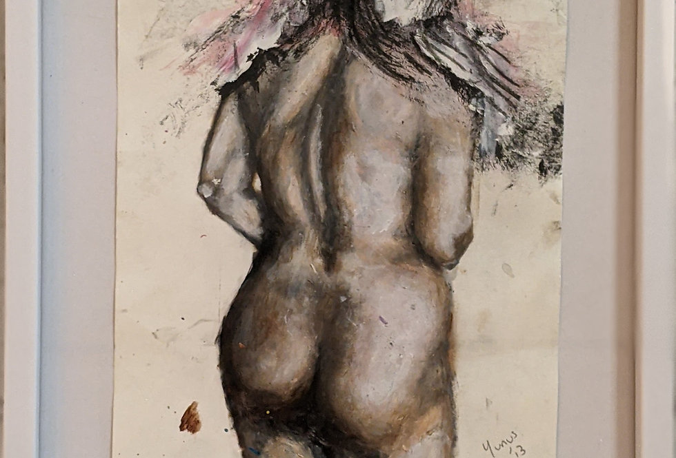 Female sketch 2013