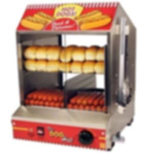 Maquina de hot dog