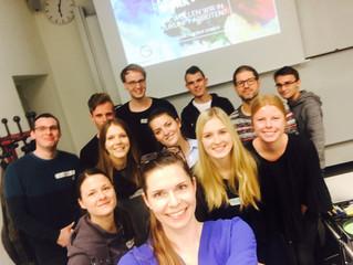 Future of Work 🚀💫 at the Hochschule für Wirtschaft und Recht
