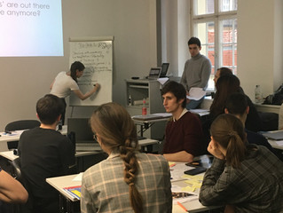 Developing the future curriculum at ESCP Berlin