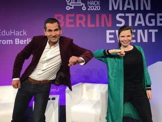2020 - the year of change! Rona's Keynote at the Digi Edu Hack in Berlin.