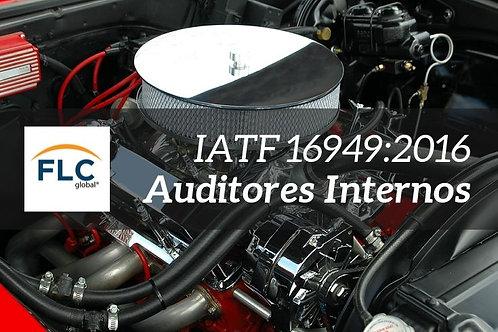 Curso IATF 16949:2016  Formación de Auditores Internos