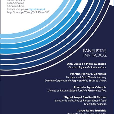 """Fechac/Persé te invitan a Panel """"La Sostenibilidad como Oportunidad para Todos"""" y Lanzamiento Indica"""