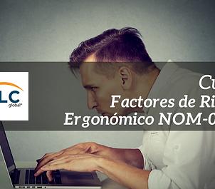 Curso: Factores de Riesgo Ergonómico NOM-036-1