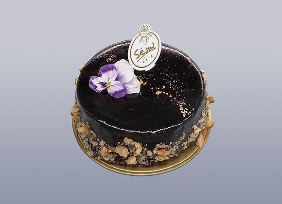 榛子朱古力慕絲蛋糕