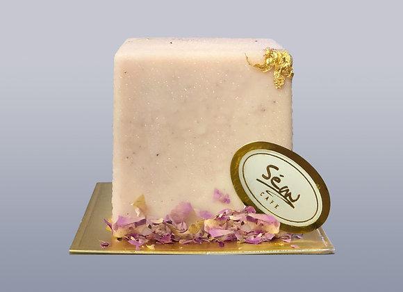 朱古力玫瑰慕絲蛋糕