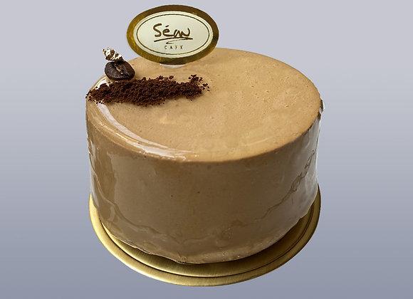 招牌咖啡慕絲蛋糕