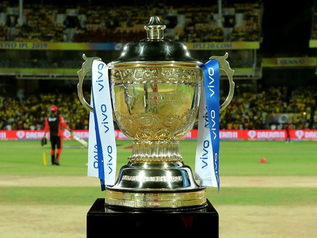 IPL 2020 behind the CLOSED DOORS.....!