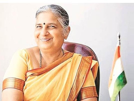 Sudha Murthy: The Source of INSPIRATION for many INDIANS