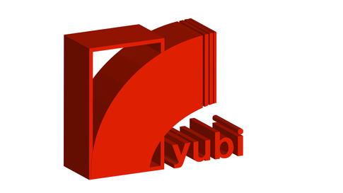 立体会社ロゴ