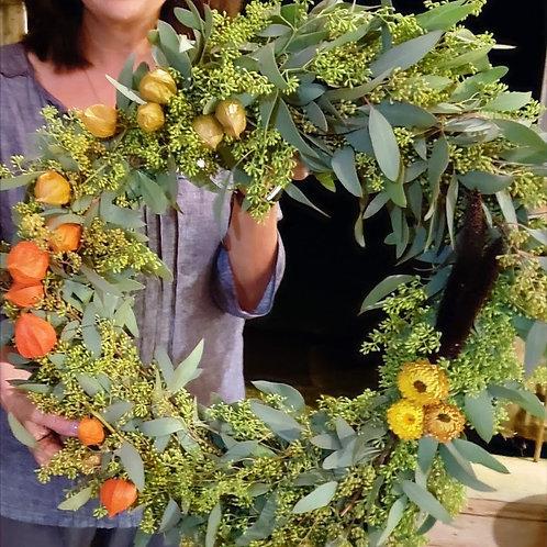 NEOEA -Private event -  Fall Wreath