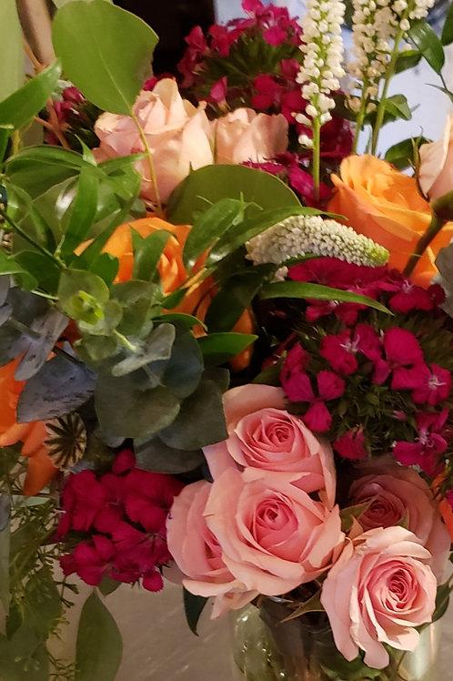 """Lovely"" Mother's Day Arrangement"