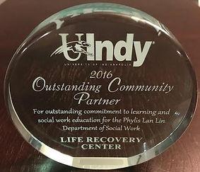 Outstanding Community Partner