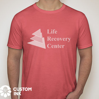 Softstyle T-Shirt - Coral Silk