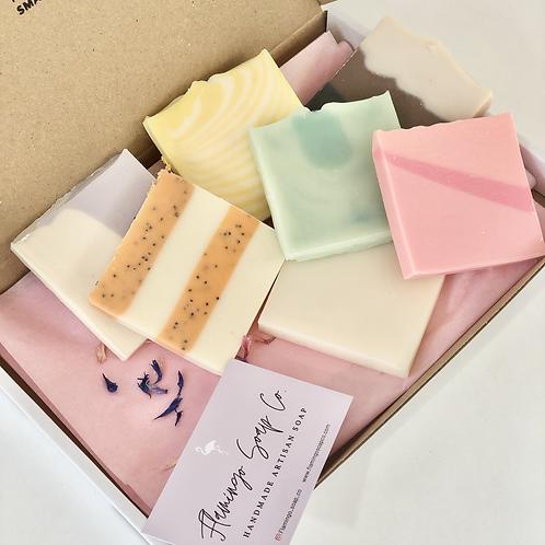 Soap End Sample Box