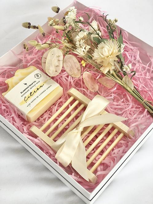 The White Bouquet Box