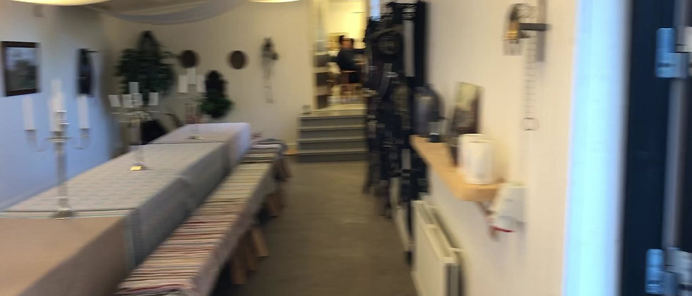 Hubetus salen & Borgens konferenslokal - Självservice