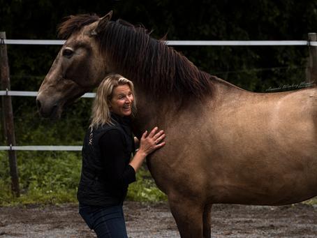 Hästen som Coach