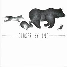 closer by one