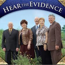 hear the evidence
