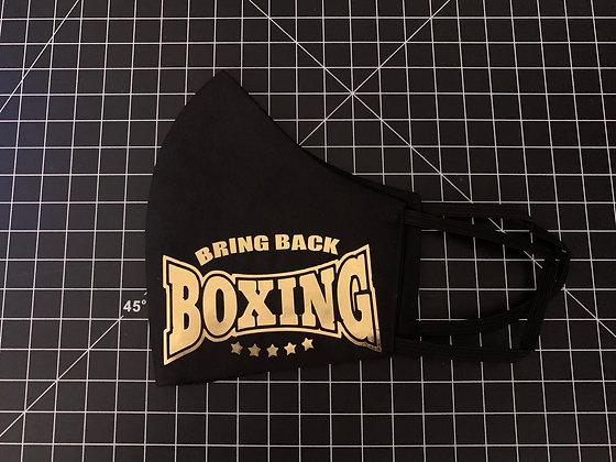 Bring back Boxing Adult mask