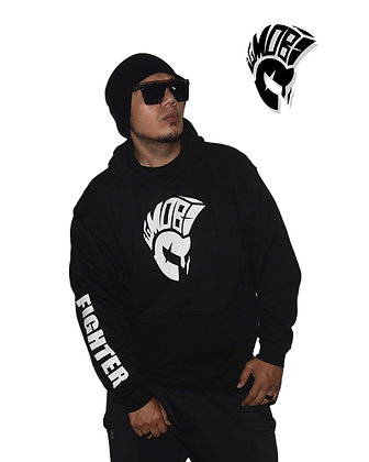 IGMOB- Fighter sleeve, sweater