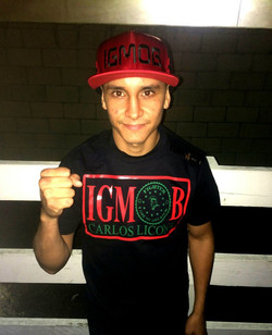 "Carlos "" Mexicanito"" Licona"