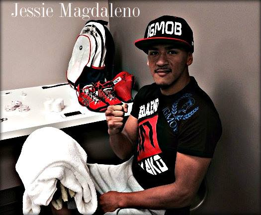 """Jessie """"IMAKO"""" Magdaleno"""