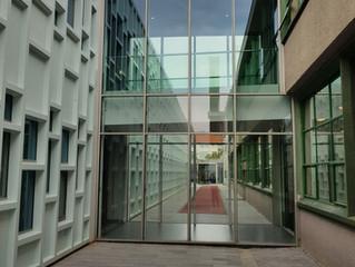 Ontwerp binnenterrein Wiebengalocatie Hanzehogeschool, Groningen