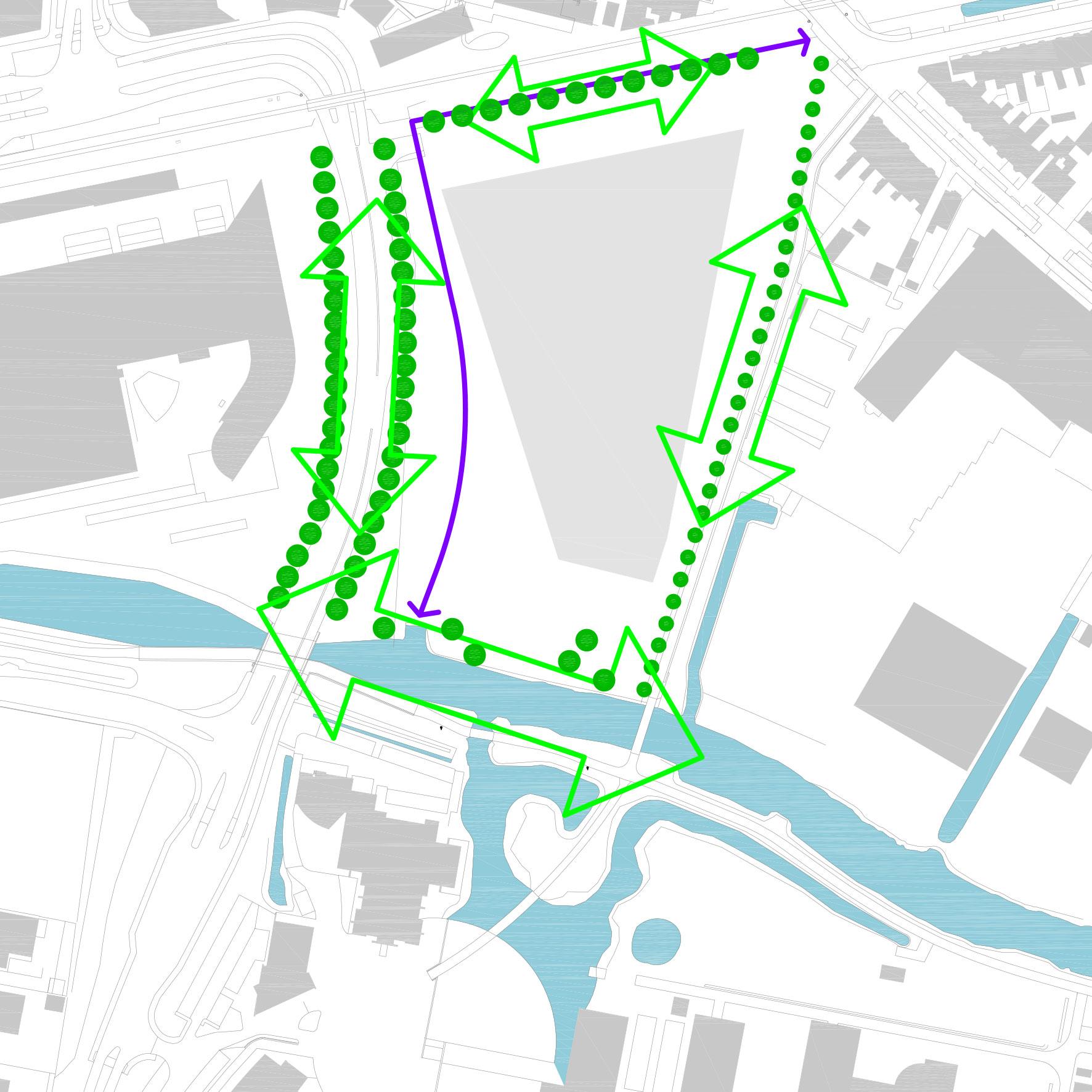 openbare ruimte watercampus