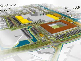 Stedenbouwkundig plan WTC - Cambuur