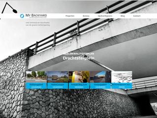 My Backyard heeft een nieuwe website!