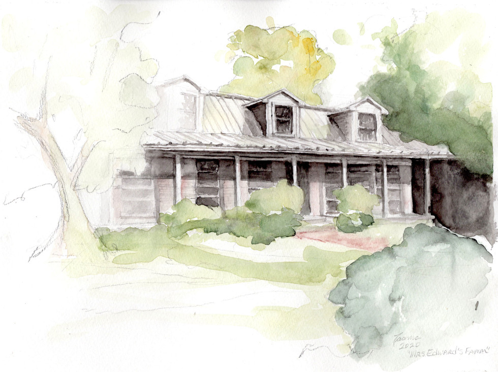 Mrs Edwards' Farm