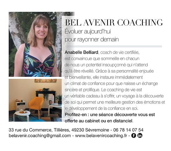Article Bel Avenir Coaching - magazine ELLE 04.06.2021.png